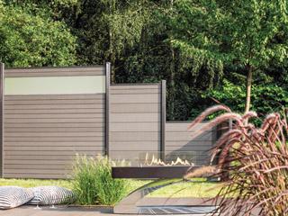 sichtschutz wpc system c with sichtschutz wpc beautiful. Black Bedroom Furniture Sets. Home Design Ideas